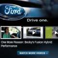 Google prueba los banners contextuales con una campaña de Ford