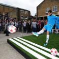 Adidas presenta sus nuevas botas con un evento singular protagonizado por estrellas de fútbol