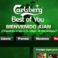 Carlsberg llega a Facebook retando a sus seguidores