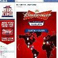 Budweiser sigue apostando por el contenido, esta vez apoyándose en Facebook
