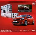 Toyota, primer anunciante en España en lanzar una campaña 'takeover' en YouTube