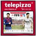 Electronics Arts calienta el derby desde las cajas de Telepizza 