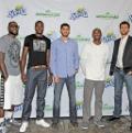 Seis estrellas de la NBA, en la mayor campaña mundial de Sprite