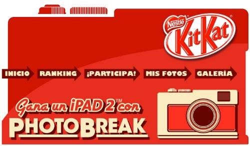 kitkat concurso facebook