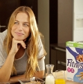 Campaa promocional de los cereales de Nestl de cara a la operacin bikini 