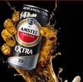 Lo nuevo de Amstel sigue siendo cosa de hombres
