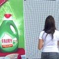 Fairy lanza un producto para la ropa inspirado en un clásico truco usado por sus consumidores