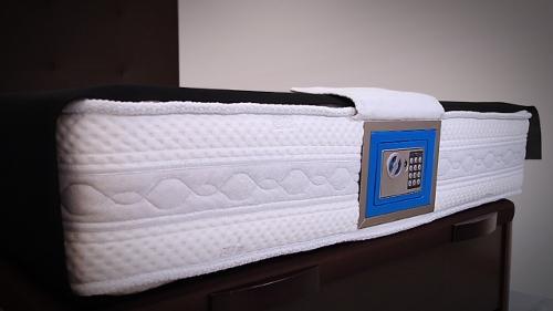 Una marca española lanza un colchón con caja fuerte - Noticia - Bienes Duraderos - MarketingNews.es