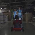 "Ikea homenajea a ""El Resplandor"" en un spot para Halloween"