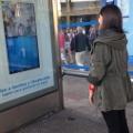 """Mupis interactivos permiten hacerse un """"selfie"""" en rayos X y compartirlo"""