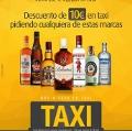 Iniciativa conjunta de Pernod Ricard España y Mytaxi para promover el consumo responsable