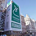 Feiraco convierte un edificio en un 'brik' de leche