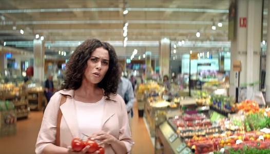 Imagen de la campaña Act for Food de Carrefour