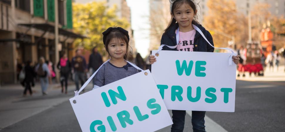 Mensajes para compartir con las niñas de tu vida