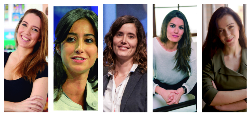 Cinco mujeres que están cambiando las cosas a través de la tecnología