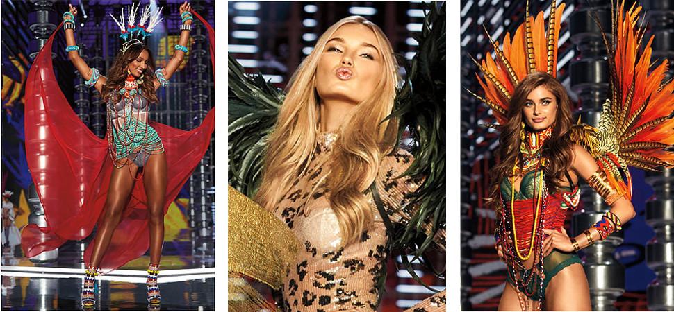 #TodasSomosÁngeles: así está una modelo intentado cambiar el desfile de Victoria's Secret