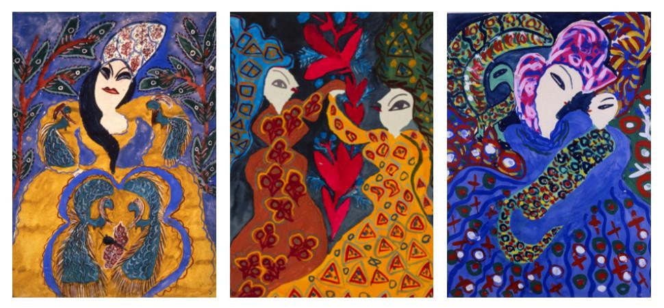 La artista adolescente que influyó en Picasso y Matisse