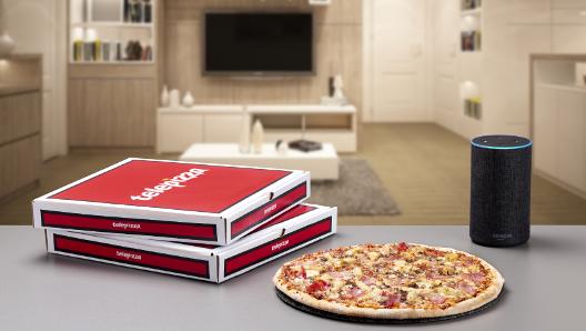 Pizza y fútbol, una unión apetecible