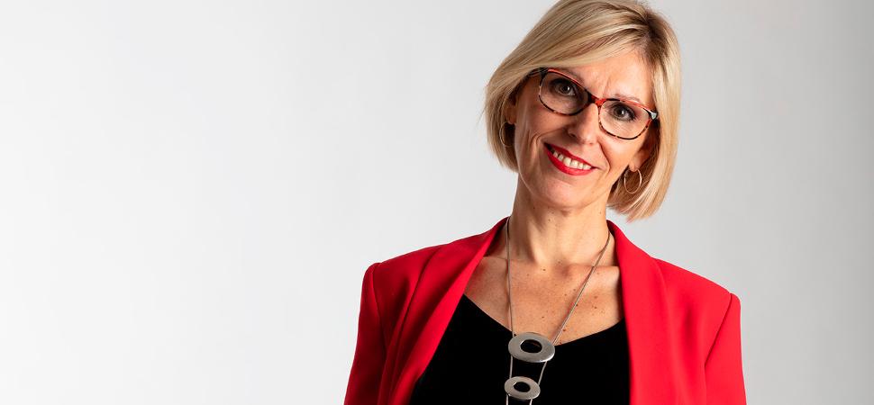 Una eurodiputada con el mundo en su maleta