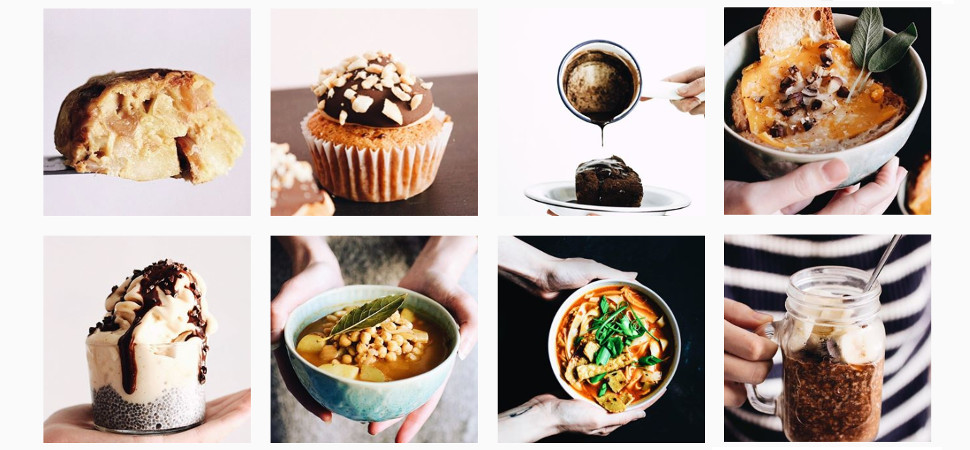 Las cuentas veganas más apetecibles de Instagram