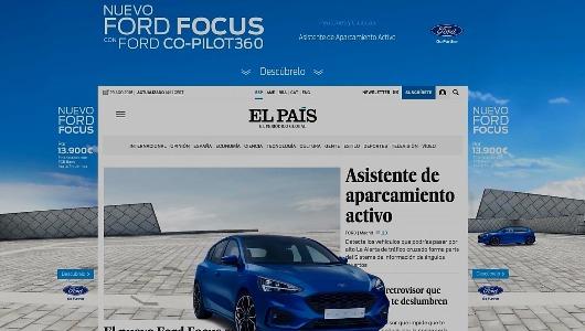 Campaña digital de Ford