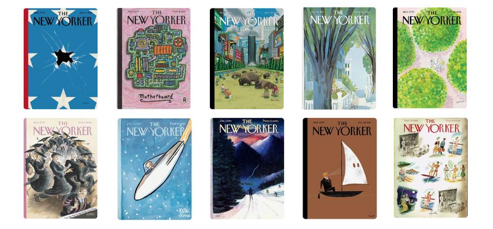 Las mejores portadas de 'The New Yorker'