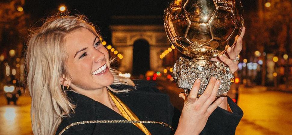"""""""¿Sabes perrear?"""": la 'broma' machista a la ganadora del primer Balón de Oro femenino"""