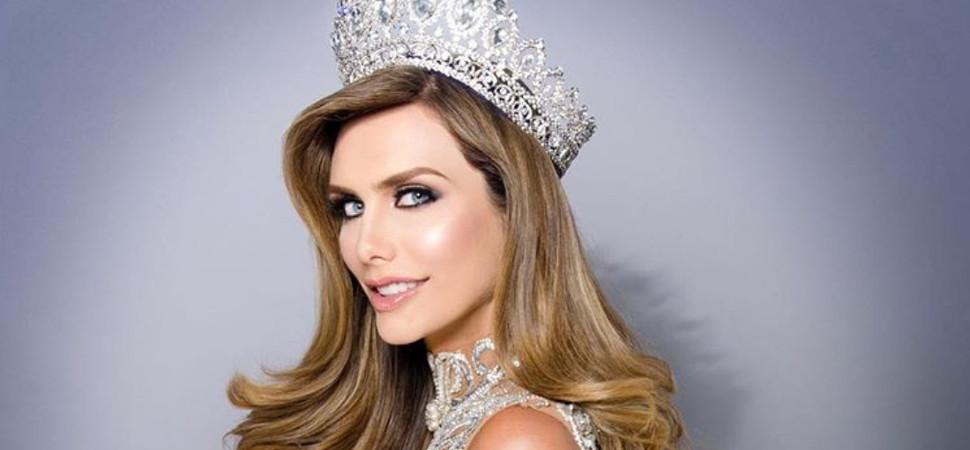 Ángela Ponce, la española que ha hecho historia en Miss Universo