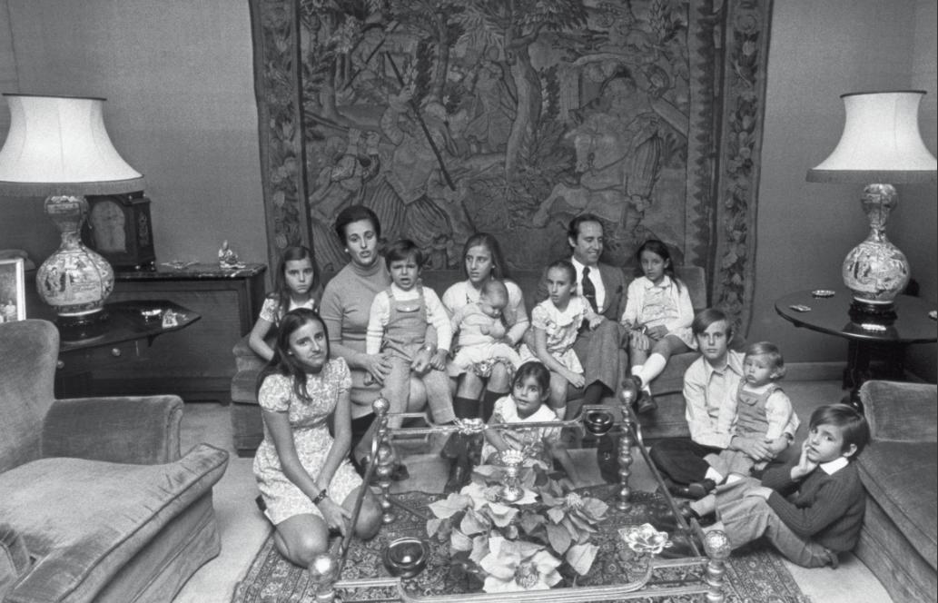 Familia Ruiz-Mateos, 1972