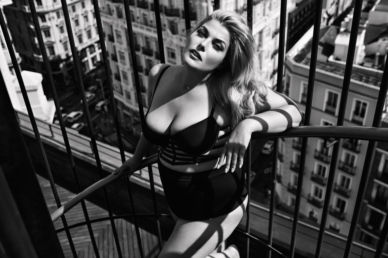 Me Han Dicho Que Estaba Gorda Hasta Para Ser Modelo Curvy Noticia Social Mas Mujeres A Seguir
