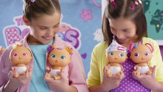 Las Bellies, de Famosa, son los juguetes más vendidos