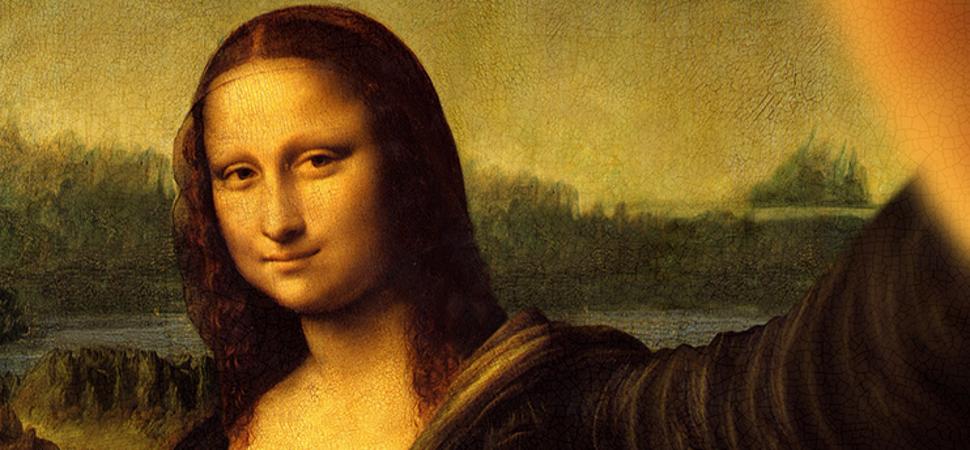 Grandes obras de la pintura, en versión 'selfie'