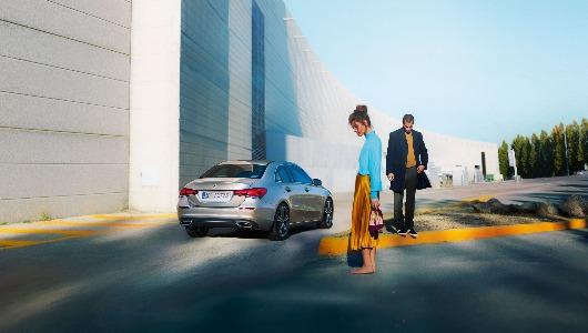 Mercedes-Benz patrocina el evento de moda más importante de nuestro país