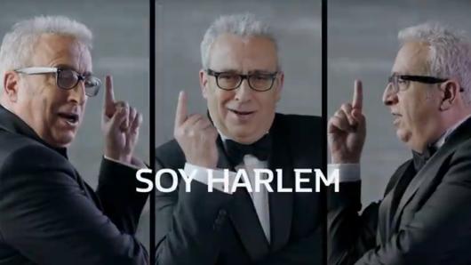 El humorista Leo Harlem protagoniza la nueva campaña de Renault