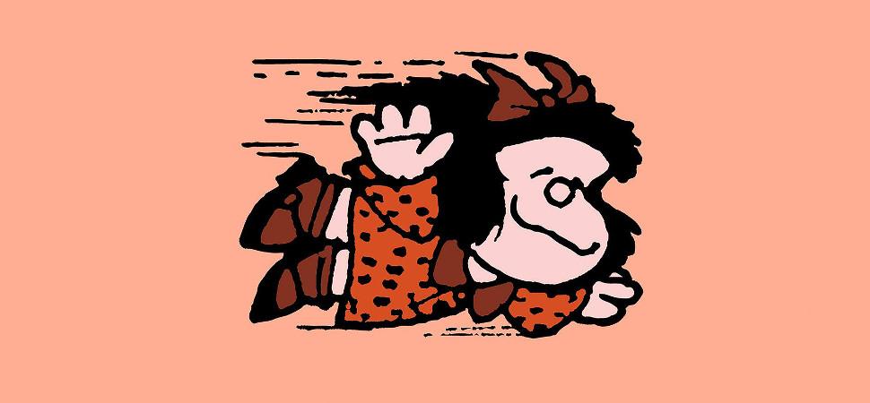 Vuelve la Mafalda más feminista