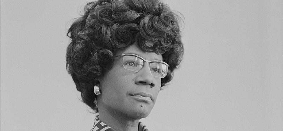 La historia de la primera mujer negra que se presentó a la presidencia de los Estados Unidos