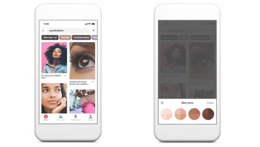 La nueva función de Pinterest