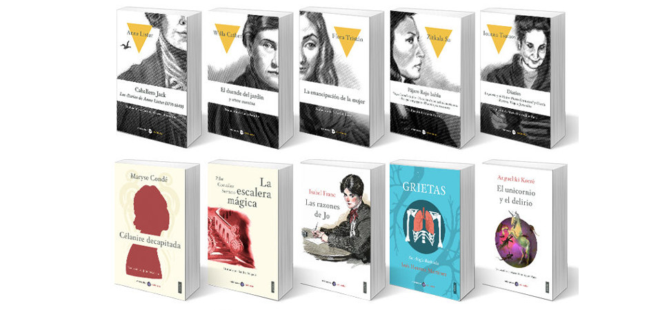 Ménades: locas por los libros, comprometidas con las escritoras