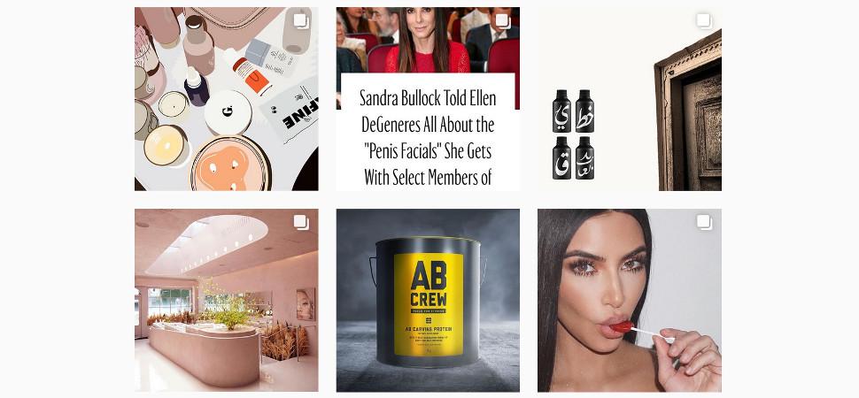 La irreverente cuenta de Instagram que saca los colores a la industria de la belleza