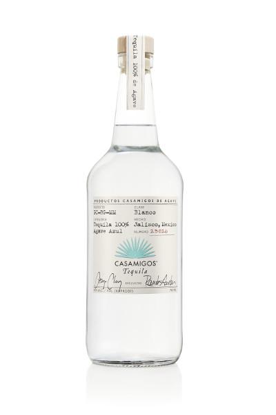 Una de las variedades de Tequila Casamigos