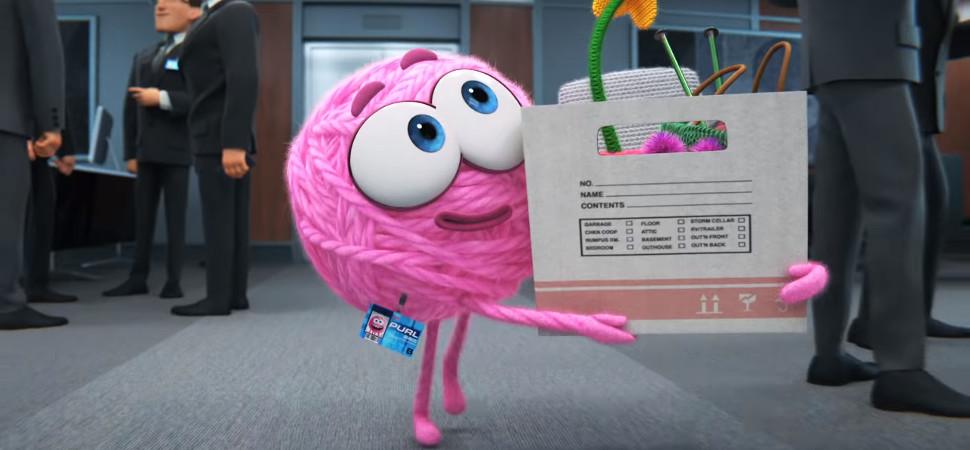 El corto de Pixar que muestra lo difícil que es para las mujeres encajar en un mundo de hombres
