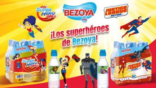 Las nuevas etiquetas de Bezoya