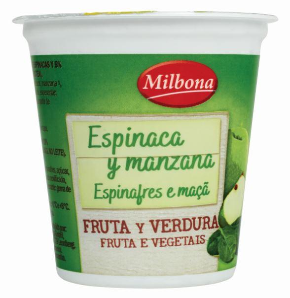 Nuevo yogur de verduras Lidl