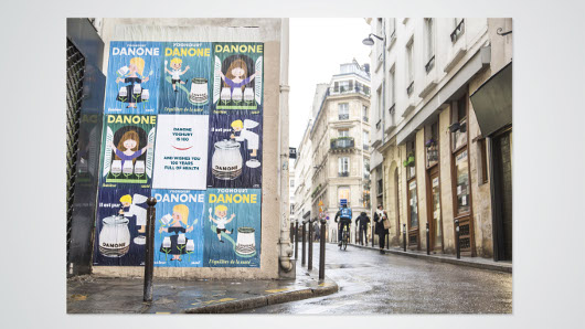 La campaña es de BETC Paris