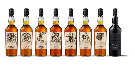 Los precios de estos whiskies van desde los 42 hasta los 72 euros