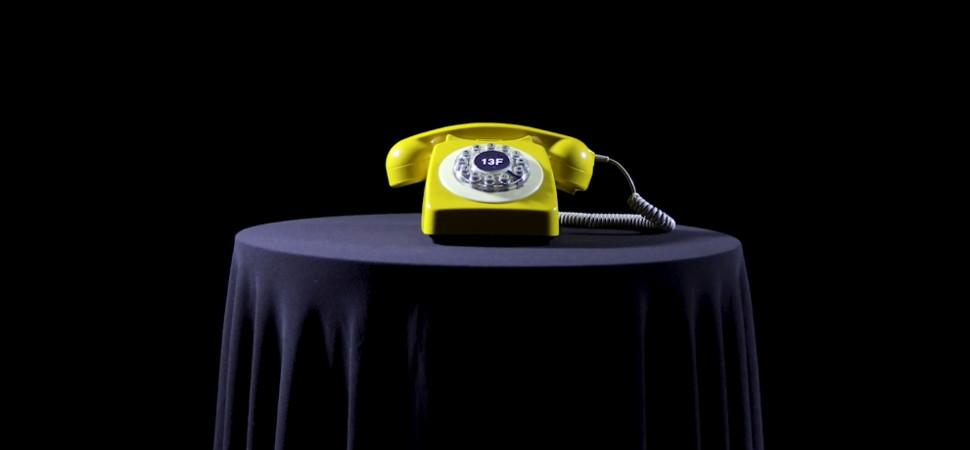 El teléfono amarillo de la conciliación