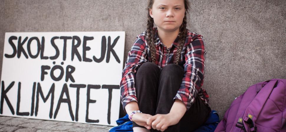 ¿Quién teme a Greta Thunberg?