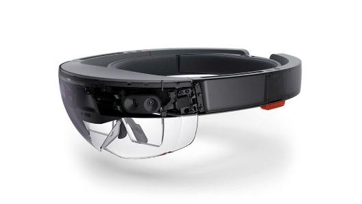 Las gafas de Microsoft
