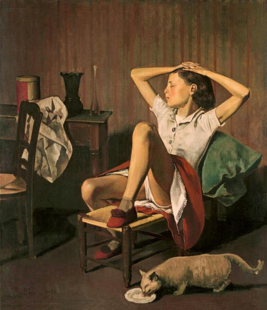 'Thérèse soñando' (1938)