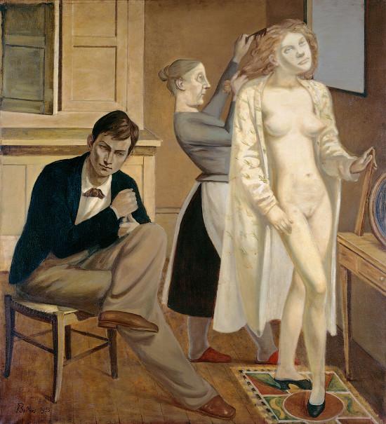'El aseo de Cathy' (1933)